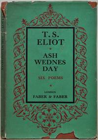 ASH WEDNESDAY. Six Poems.