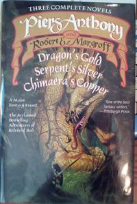 The Adventures of Kelvin of Rud: 3 Novels: Dragon's Gold, Serpent's Silver & Chimaera's Copper