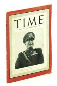 Time, the Weekly Newsmagazine : April 8, 1940 Volume XXXV Number 15