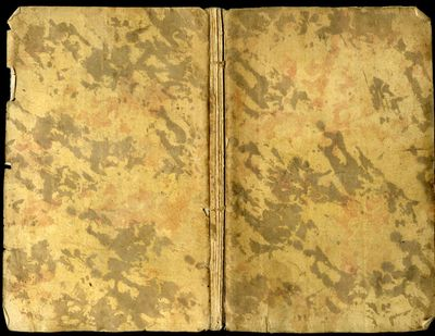 Piacenza: Ignazio Orcesi, 1805. First Edition. Softcover. Good Condition. Marbled card covers, wear ...