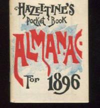 Hazeltine's Pocket Book Almanac 1896.