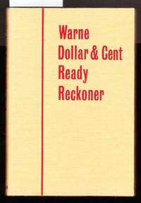 image of Warne Dollar and Cent Ready Reckoner - Australian Edition