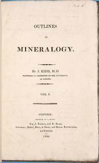 Outlines of Mineralogy