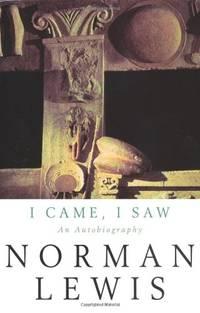 image of I Came, I Saw: an Autobiography