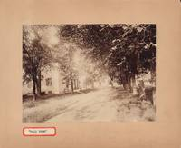 Albumen Print Depicting the Home of Alice and Phoebe Cary