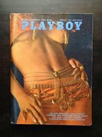 PLAYBOY MAGAZINE VOL. 18, NO. 2 FEBRUARY 1971