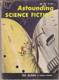 Astounding Science Fiction, August 1959 (Volume 63, Number 6)
