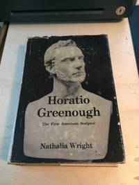 image of Horatio Greenough: The First American Sculptor