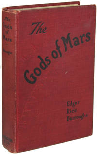 image of THE GODS OF MARS ..
