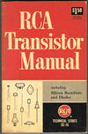 RCA TRANSISTOR MANUAL including Silicon Rectifiers and Diodes - TECHNICAL SERIES SC-10