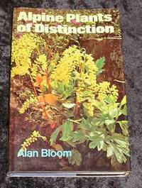 Alpine Plants of Distinction
