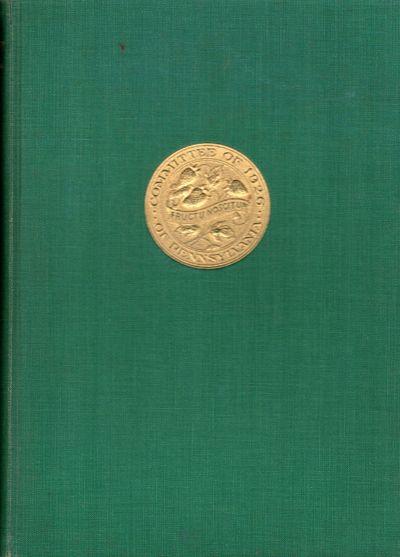 New York: Harbor Press, 1941. First edition. Hardcover. Orig. green cloth, gilt escutcheon front cov...