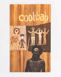 Coolibah. [Cover title. Aboriginal Art-themed menu featuring 'Steak Namatjira']