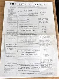 "image of ""THE LITTLE HERALD,""  Sunday,  February 11, 1912"
