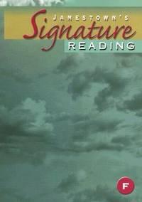 Jamestown's Signature Reading : Level F