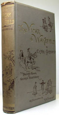 The Vicar of Wakefield. With Prefatory Memoir by George Saintsbury. (Illustrations by V.A. Poirson)