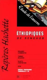 Ethiopiques  de Léopold Sedar Senghor
