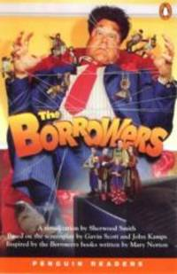 image of The Borrowers (Penguin Joint Venture Readers) (English and Spanish Edition)