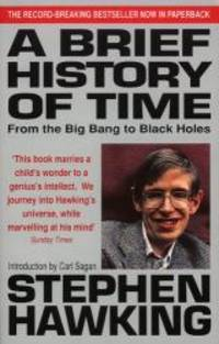 image of A Brief History of Time: From Big Bang to Black Holes