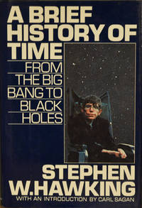 A Brief History of Time by Stephen Hawking - 1st - 1988 - from Corkran Used Books (SKU: 1)