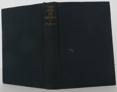 Scribners, 1920. 1st Edition. Hardcover. Very Good. The first printing of Fitzgerald's first book, v...