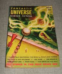 image of Fantastic Universe Science Fiction  for May 1954