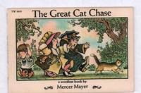 image of The Great Cat Chase a wordless book