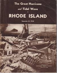 image of The Great Hurricane and Tidal Wave.  Rhode Island September 21, 1938