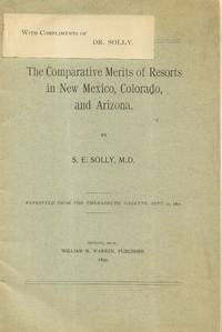 Comparative Merits of Resorts in New Mexico, Colorado, and Arizona