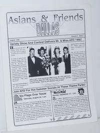 Asians & Friends Dallas: vol. 2, #7, August 1992