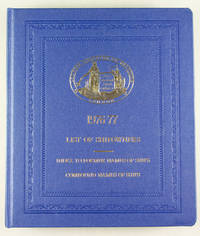 1976-1977 List of Shipowners. Index to Former Names of Ships. Compound Names of Ships.