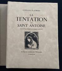 La Tentation de Saint Antoine With a Suite of 22 original lithographs by Odilon Redon