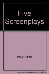 image of Five Screenplays