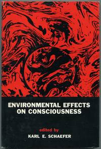 image of Environmental Effects on Consciousness: Proceedings of the First International Symposium on Submarine and Space Medicine, September 8-12, 1958