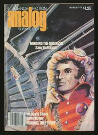 image of Analog: Science Fiction Science Fact: Vol. XCIX, No. 3, March 1979