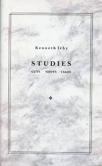 image of Studies-Cuts, Shots, Takes; A Notebook Sequence, August-December 1999