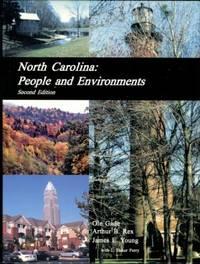 image of North Carolina: People And Environments