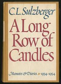 image of A Long Row of Candles: Memoirs and Diaries 1934-1954