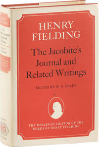 The Jacobite's Journal and Related Writings [Review Copy]