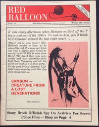 image of Red Balloon No. 13 (Winter 1977-1978)
