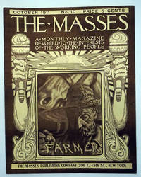 The Masses: Farmer. October 1911. Vol. 1, No. 10.