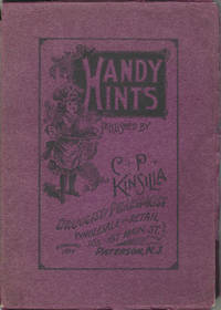 Handy Hints: a valuable and useful compilation of tried and famous household cooking receipts. Dainties for the Sick Room - Poison Antidotes--Table Etiquette, Etc., Etc. - Suggestions for the Table, Indexed. Published for the benefit of our customers