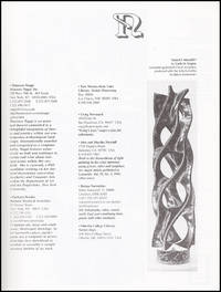 YLEM Periodicals (8): (Newsletter issues, History of Science  Catalog, Membership directories)