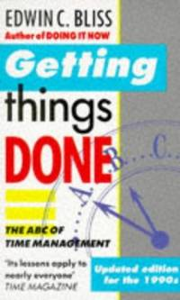 image of Getting Things Done: The ABC of Time Management