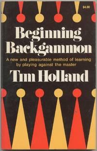 Beginning Backgammon