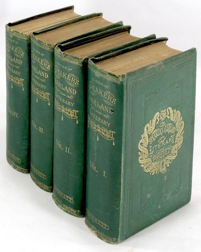 Philadelphia: P. Garrett and Co, 1881. Hardcover. Very Good. Hardcover. A collection of: