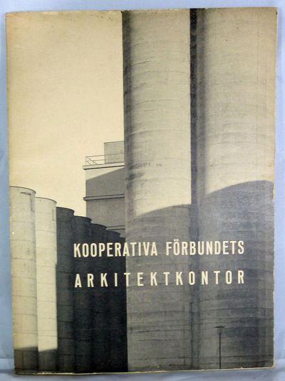 Stockholm: Kooperativa Forbundets Bokforlag, 1935. First edition. Stiff Wraps. Orig. pictorial stiff...