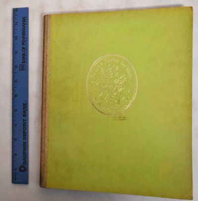 Berlin-Neubabelsberg Akadem: Verlagsges. Athenaion, 1924. Hardcover. G/Fair, covers are warped and s...