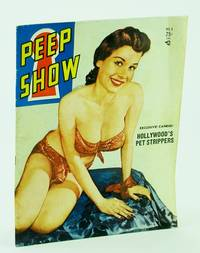 Peep Show Magazine, May-June 1952, Vol. 1, No. 8 - Jean Williams Cover Photo