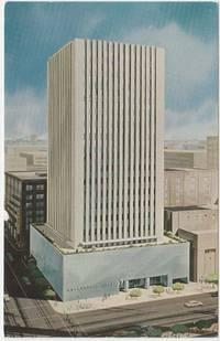 California Bank, Los Angeles, 1960s unused Postcard
